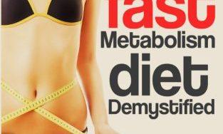 51npbWwjJ3L 313x188 - Fast Metabolism Diet: Demystified - Achieve Rapid Fat Loss With 25 Metabolism Boosting Recipes