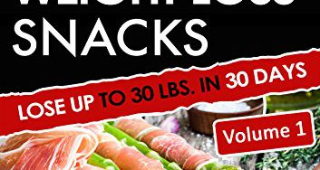 51o7HgalvGL 353x188 - Ketogenic Diet: Rapid Weight Loss Snacks VOLUME 1: Lose Up To 30 Lbs. In 30 Days  (Free eBook with Download)