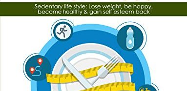 51mQFmk2sxL 383x188 - Obesity Weight Loss: Sedentary Life Style: Lose Weight, Be Happy, Become Healthy & Gain Self-Esteem Back (Weight Loss, Fat Loss, Gain Confidence, Self-Esteem, ... Healthy, Fitness, Nutrtion, Diet, Obesity)