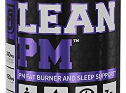 51BvtsKguiL 254x188 - LEAN PM Night Time Fat Burner, Sleep Aid Supplement, & Appetite Suppressant for Men and Women - 60 Stimulant-Free Veggie Weight Loss Diet Pills