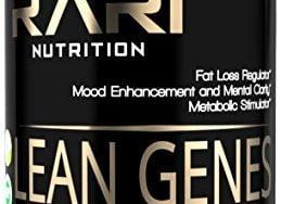 41w HNPfLsL 259x188 - RARI Nutrition Lean Genes 100% Natural Thermogenic Fat Burner (60 Count)