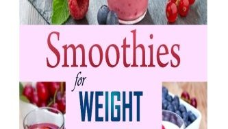 51IYJPGRqML 333x188 - Smoothies for Weight Loss: 37 Delicious Smoothies That Crush Cravings, Fight Fat, And Keep You Thin (Smoothie Recipes - Green Smoothies - Fat Loss - Smoothie Recipes - Diet)